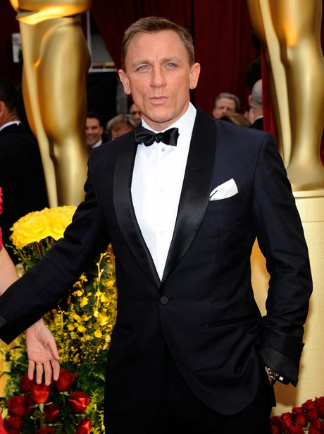 Daniel Craig at The Oscars 2009