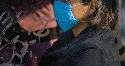 Swine Flu: Mask
