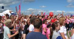 race for life in kent