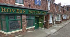 Corrie on Google Streetview