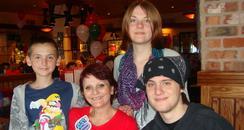Debbie Brewer cancer sufferer