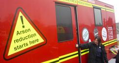 Hampshire Arson Task Force