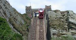 Hastings East Hill lift 2003