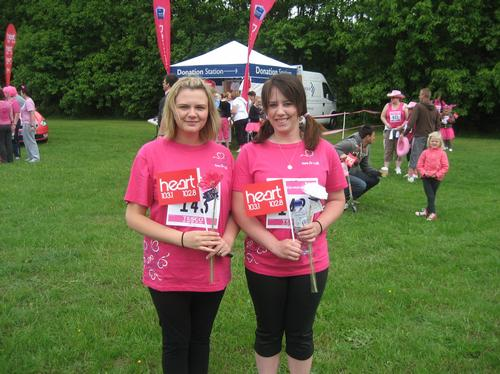 Race for Life - Gillingham
