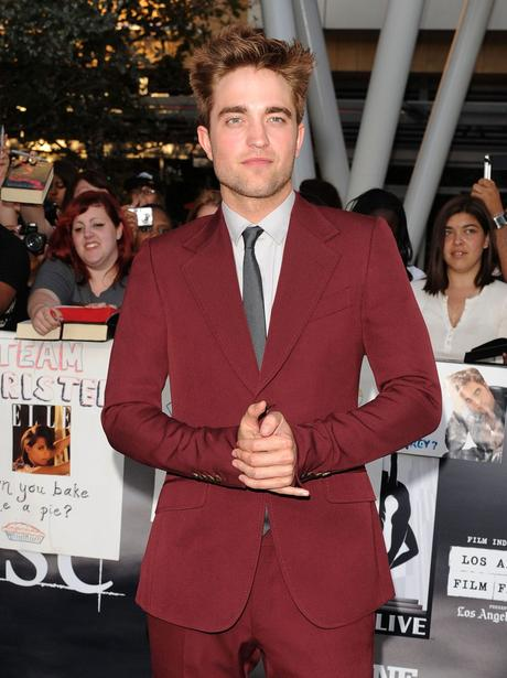 The premiere of The Twilight Saga: Eclipse'