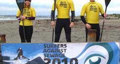 Surfers Channel Challenge
