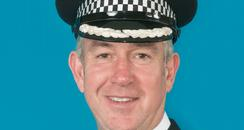 Ian Learmonth, Chief Constable Kent Police