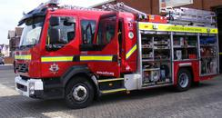 Fire Engine (West Sussex)