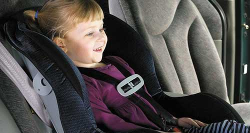 Fit Your Childs Car Seat Properly