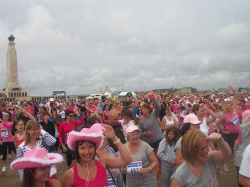 Race For Life Portsmouth