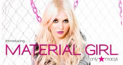 Taylor Momsen introduces Material Girl