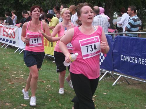 Race for Life Essex Uni 45