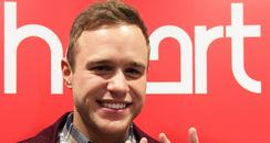 Olly Murs on Heart FM