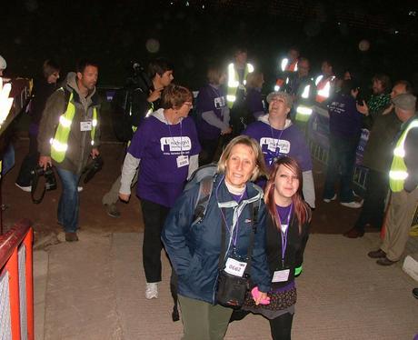 Midnight Walk 2010