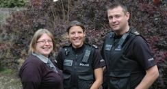 LGBT police team