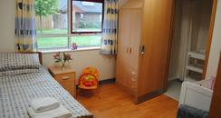 Mother & Baby unit ensuite room