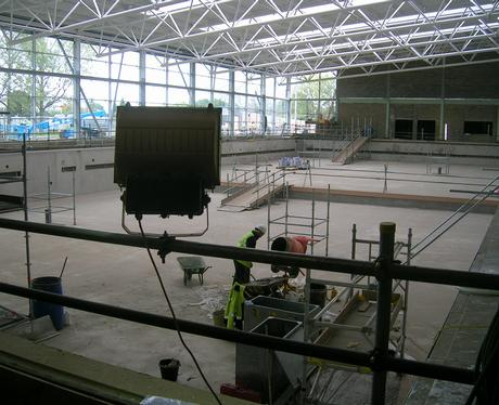 Basildon Sporting Village Olympic Size Pool Basildon Sporting Village Heart Essex