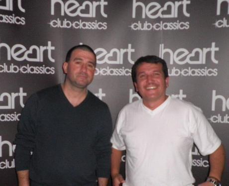 Heart club Classics at the V Lounge