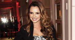 Nadine Coyle at the The Q Awards 2010