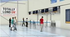 Southend Airport: New passenger terminal