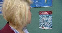 Fireworks Safety Warning