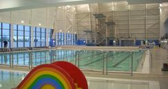 Southend 39 S New Swimming Diving Centre Heart Essex News