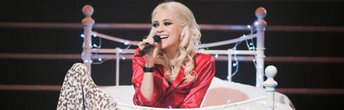 Pixie Lott in Scotland