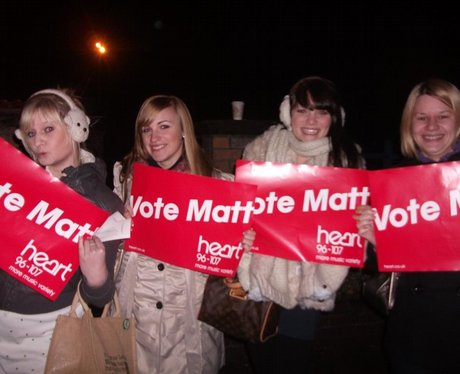 Matt Cardle's Homecoming