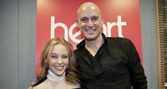 Kylie Minogue and Simon Dale