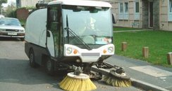 Gosport street cleaning