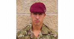 Lance Corporal Kyle Marshall