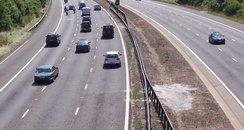 M3 motorway is set to benefit