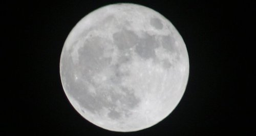 Stuart's Supermoon pic!