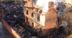 Tudor fire Cheltenham