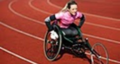 Cheltenham Paralympic hopeful