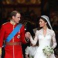Royal Wedding Day Duke and Duchess of Cambridge