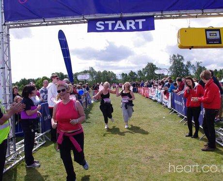 Race for Life - Sutton Park 8/5/11