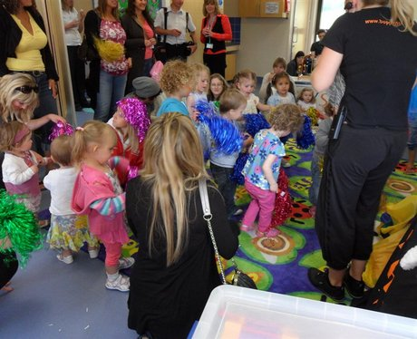 Eastborough Children's Centre Opening
