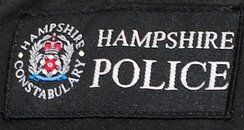 Hampshire Police find body after all-night search