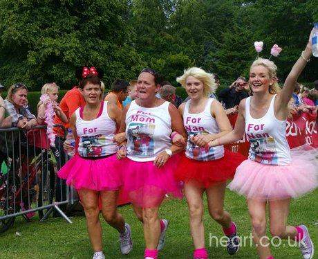 Race For Life - Himley Hall - 10/07/11