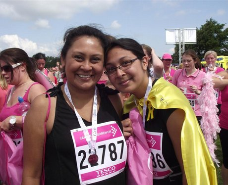 Race for Life Bristol 5k Sunday