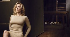 Kate Winslet ad campaign with St.John