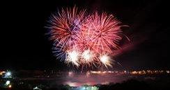 Yarmouth Firework