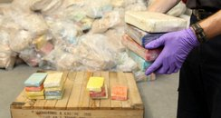 cocaine haul seized in Southampton