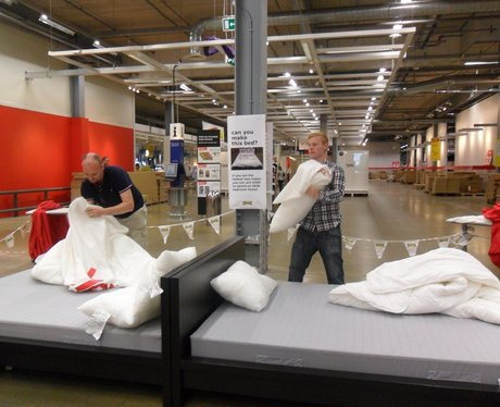 IKEA Happy to Bed