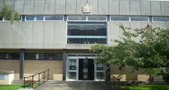 barnstaple crown court building, county court, civ