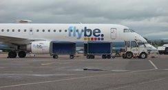 Flybe Aeroplane
