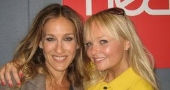 SJP and Emma Bunton