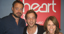 James Morrison on Heart Breakfast