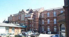 Royal Hampshire County Hospital
